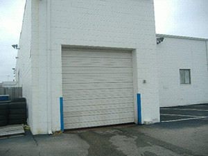St. Louis & St. Charles Commercial Garage Doors